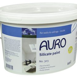 06. AURO SILICATE PAINT NO. 303 *STOCK LOW*