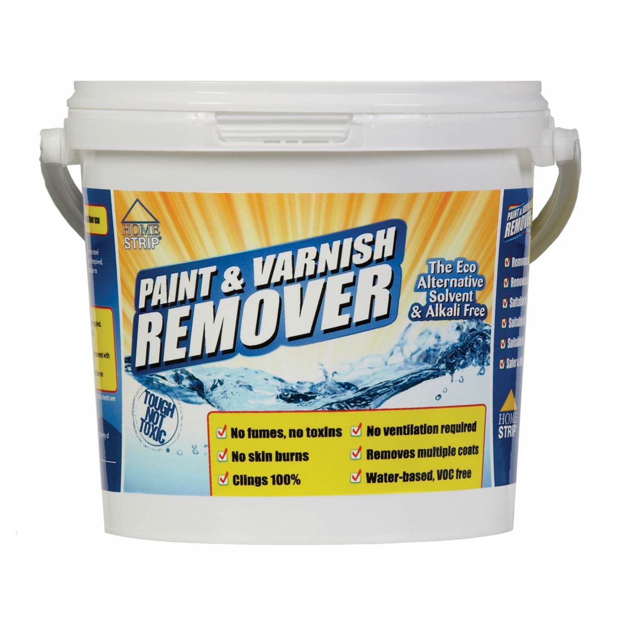 HOME STRIP PAINT REMOVER