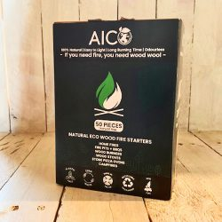 AIC NATURAL ECO WOOD FIRE STARTERS