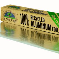 IF YOU CARE 100% RECYCLED ALUMINIUM FOIL 10M X 29.2CM